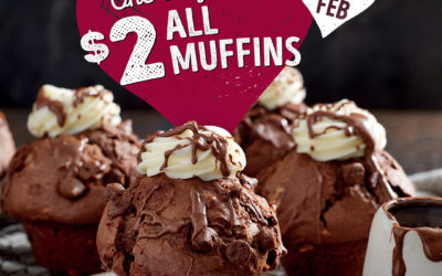 Muffin Break – Valentine's Day