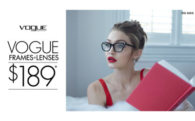 Vogue Packages at OPSM