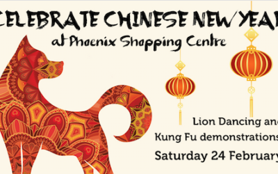 Celebrate Chinese New Year – 24th February