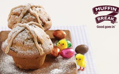 Hot Cross Muffin!