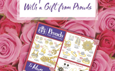 Prouds- Mother's Day Catalogue starts Monday