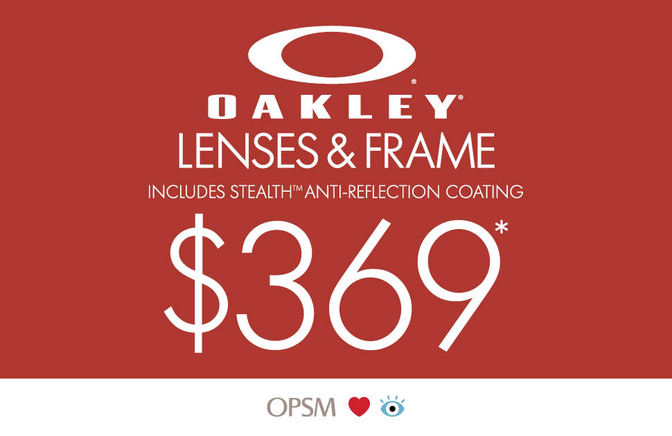 Oakley Packages
