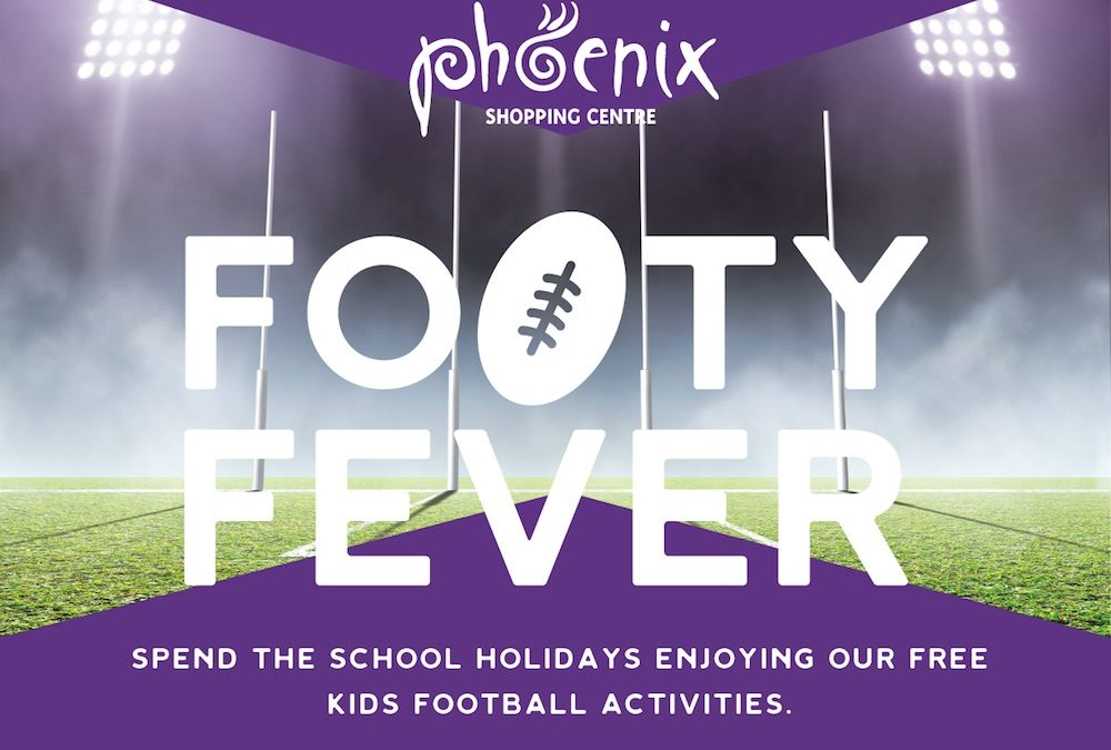 Phoenix Footy Fever – School Holiday Activities