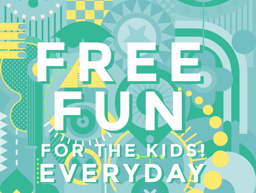 Free Kids Activities for November