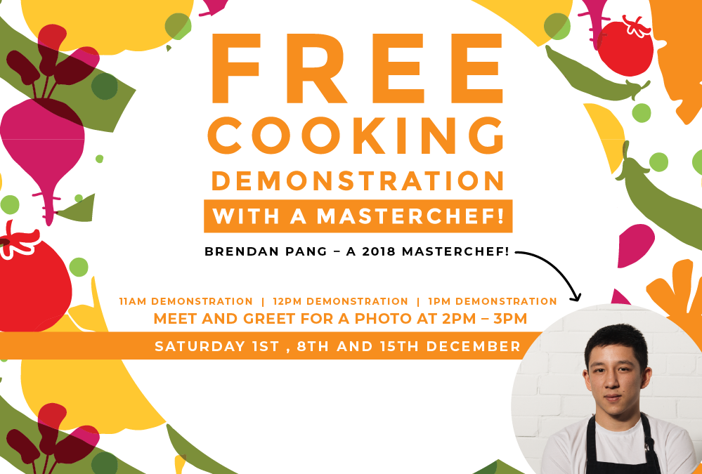 Learn how to cook like a Masterchef!