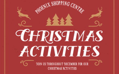 Christmas activities at Phoenix Shopping Centre