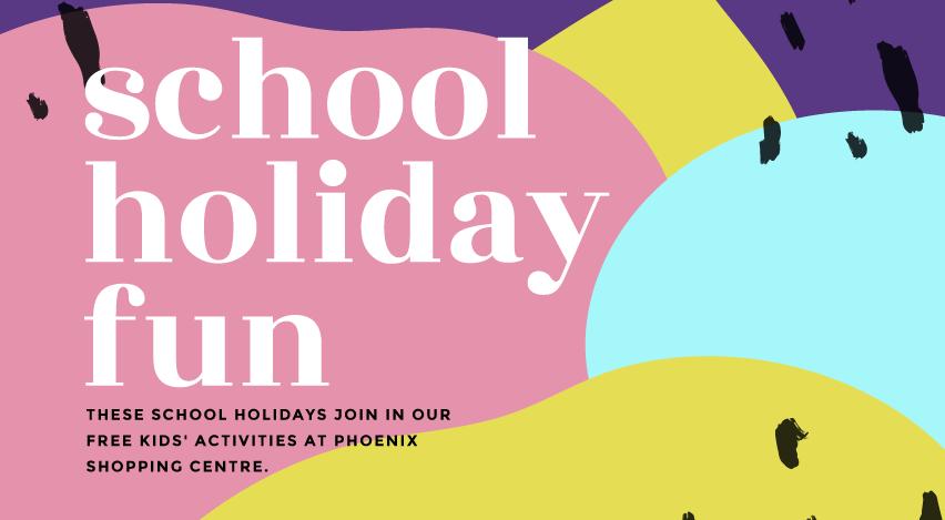 April 2019 School Holiday Activities