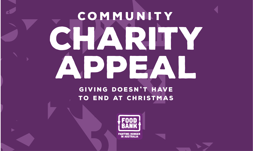 Community Charity Appeal