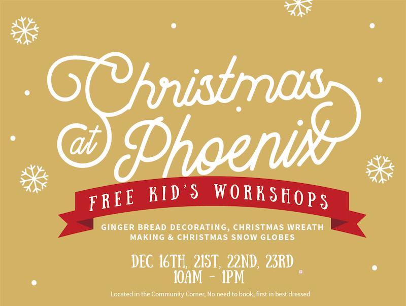 Free Kids Workshops