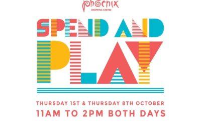 Send, Play & Pamper