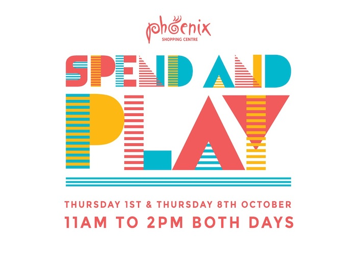 Send, Play & Pamper