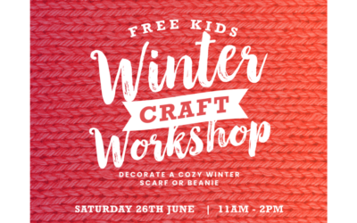 Kids Winter Craft Workshop