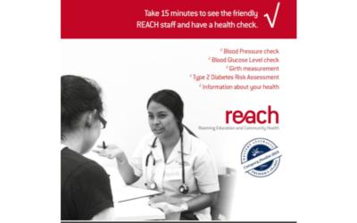 REACH Free Health Checks